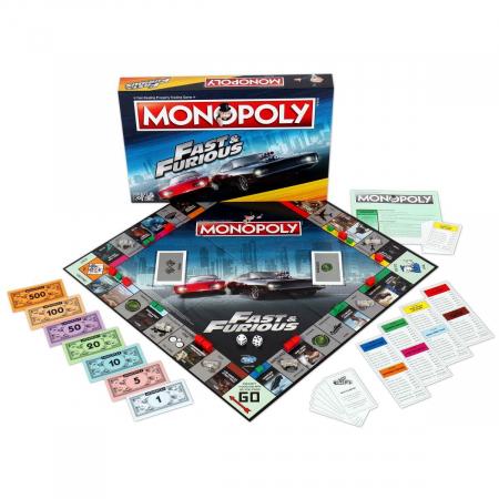 Joc Monopoly - Fast & Furious [1]