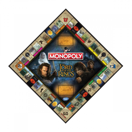 Joc Monopoly - Lord of The Rings3
