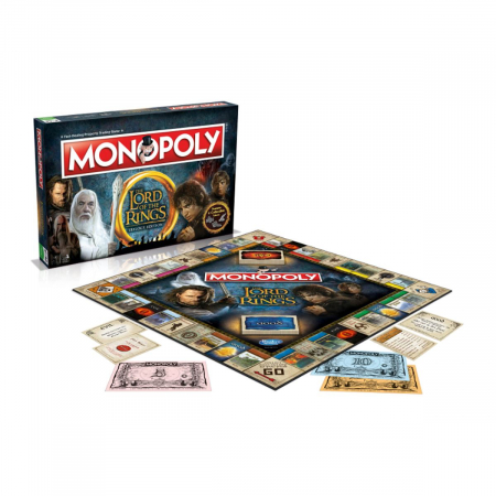 Joc Monopoly - Lord of The Rings1