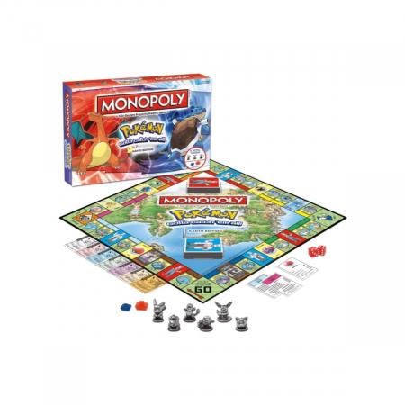 Joc Monopoly - Pokemon2
