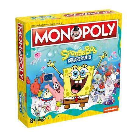 Joc Monopoly - Spongebob Squarepants [0]
