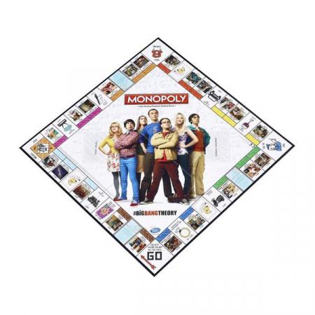 Joc Monopoly - The Big Bang Theory1