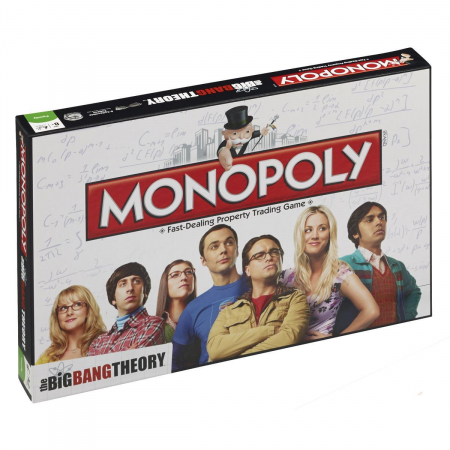 Joc Monopoly - The Big Bang Theory0