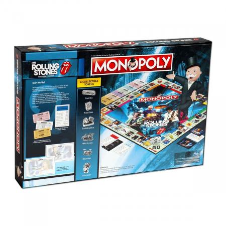 Joc Monopoly - The Rolling Stones5