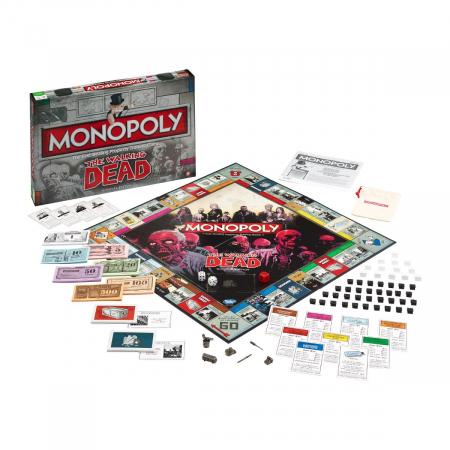 Joc Monopoly - The Walking Dead [2]