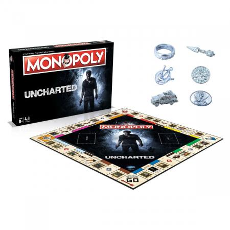 Joc Monopoly - Uncharted1