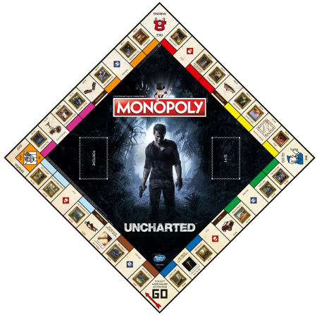 Joc Monopoly - Uncharted2