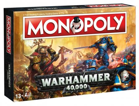 Joc Monopoly - Warhammer 40k [0]