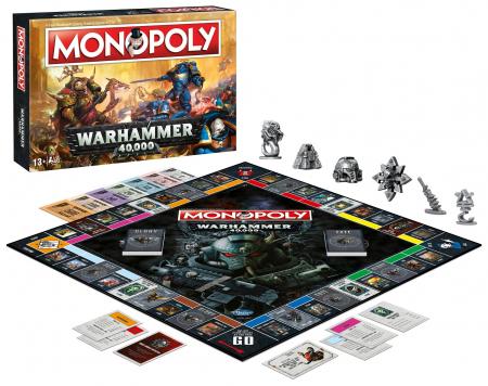 Joc Monopoly - Warhammer 40k [1]