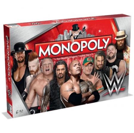 Joc Monopoly - WWE0
