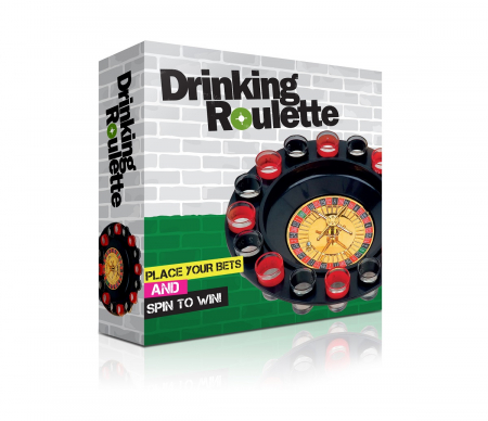 Joc Ruleta cu pahare de shot-uri [1]
