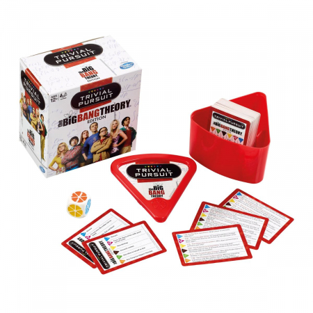 Joc Trivial Pursuit - The Big Bang Theory2