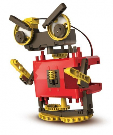 Kit constructie - Robot Motorizat 4 in 1 [0]