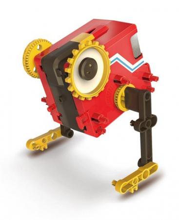 Kit constructie - Robot Motorizat 4 in 1 [5]