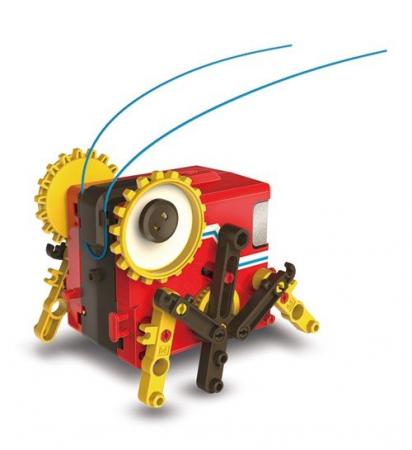 Kit constructie - Robot Motorizat 4 in 1 [2]