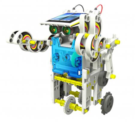 Kit robotica de constructie Roboti Solari 14 in 1 (RO) [1]