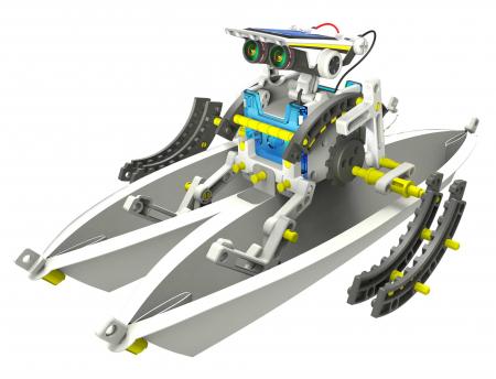 Kit robotica de constructie Roboti Solari 14 in 1 (RO) [5]