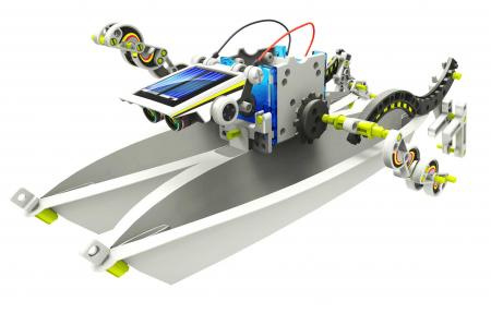 Kit robotica de constructie Roboti Solari 14 in 1 (RO) [13]