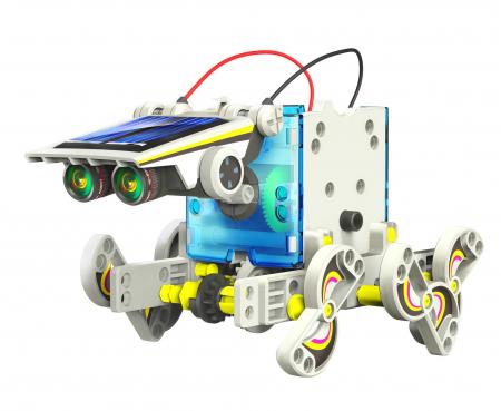 Kit robotica de constructie Roboti Solari 14 in 1 (RO) [11]