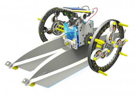 Kit robotica de constructie Roboti Solari 14 in 1 (RO) [9]