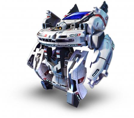 Kit constructie Roboti Spatiali 7 in 1 [4]