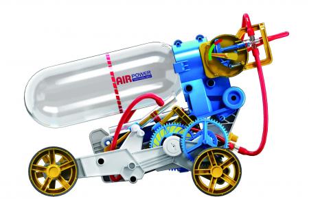 Kit robotica de constructie masina cu motor pe aer [5]