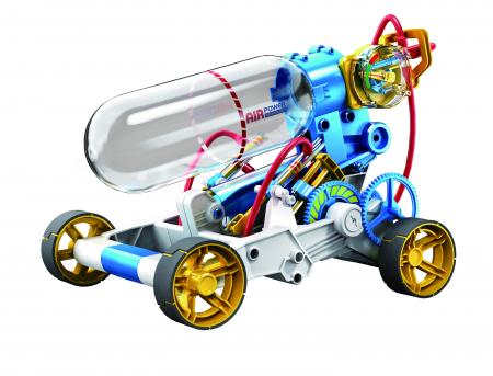Kit robotica de constructie masina cu motor pe aer [1]