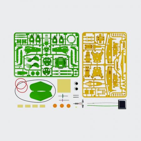 Kit robotica Energie Solara 6 in 1 [6]