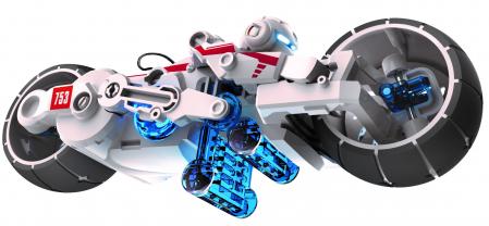 Kit Robotica - Motocicleta pe baza de apa sarata [1]