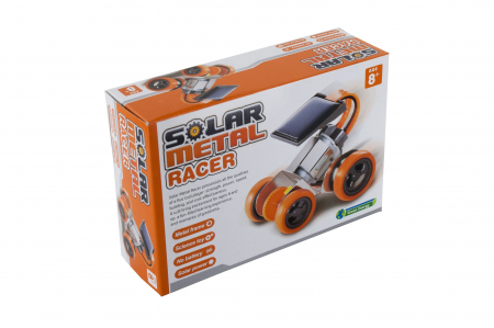 Kit Robotica - Vehicul curse solar1