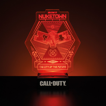 Lampa Call of Duty0
