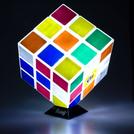 Lampa Cubul lui Rubik0