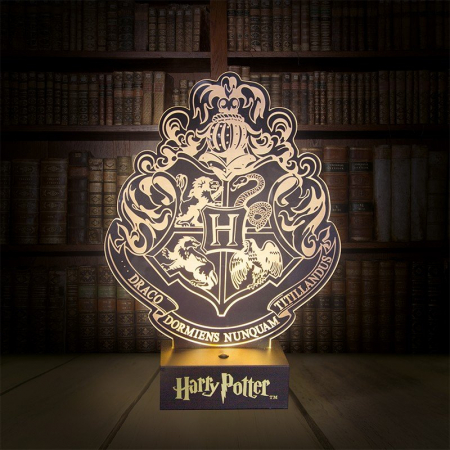 Lampa Harry Potter0