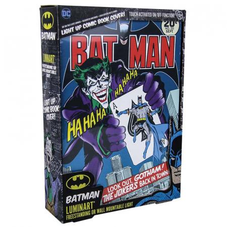 Lampa Luminart Batman [2]