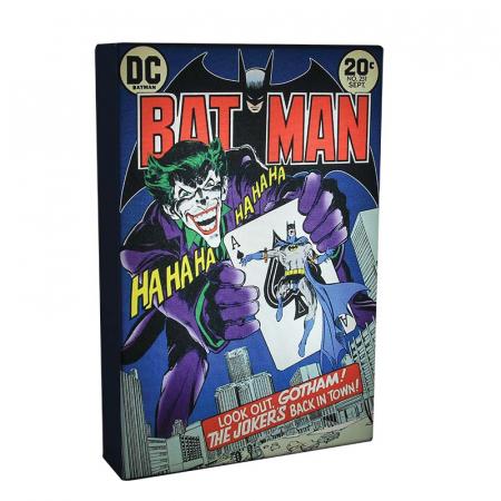 Lampa Luminart Batman [1]