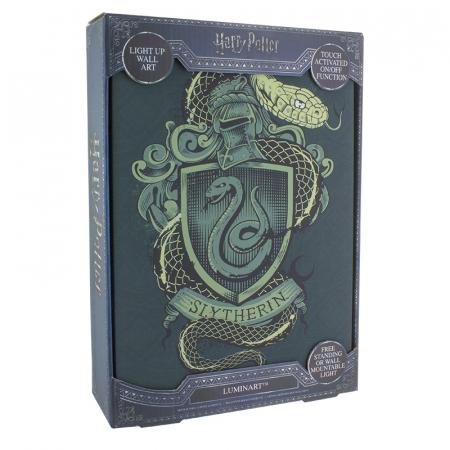 Lampa Luminart Harry Potter - Slytherin2