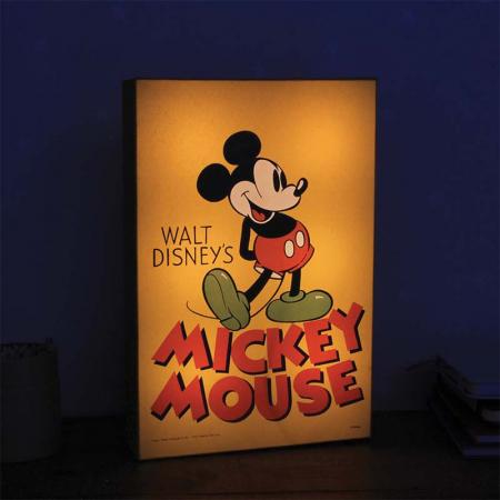 Lampa Luminart Mickey Mouse0