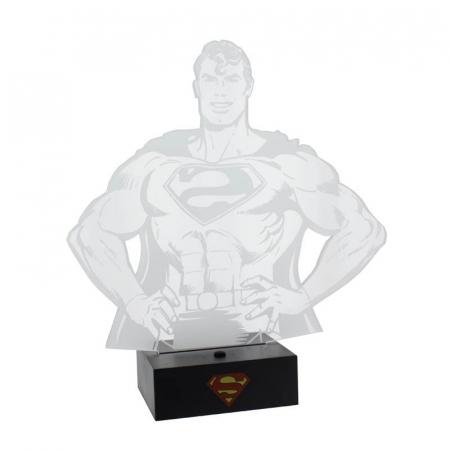 Lampa Superman Hero1