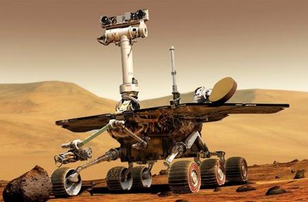 Mars Rover1