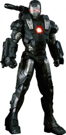 Marvel - War Machine3