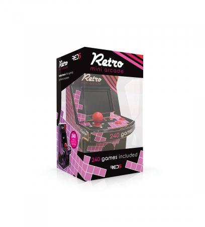 Mini Joc Arcade pentru Birou - 240 in 11