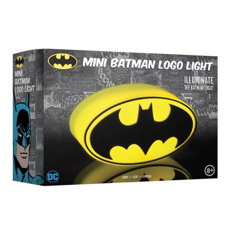 Mini Lampa Logo Batman [2]