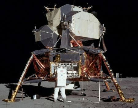 Modulul Lunar Apollo1
