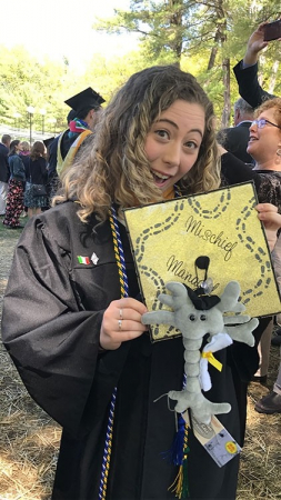 Neuronul absolvent cu Diploma3