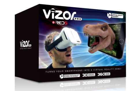 Ochelari Realitate Virtuala Vizor Pro [1]