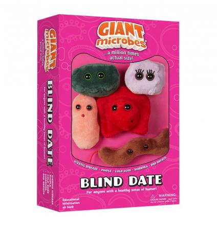 Pachet 5 mini microbi Blind Date [0]