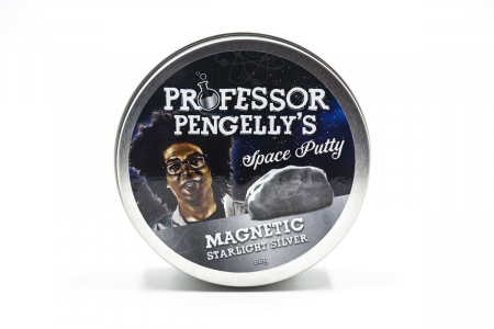 Plastilina Inteligenta Magnetica - Argintie4