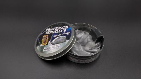 Plastilina Inteligenta Magnetica - Argintie0