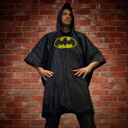 Poncho de ploaie Batman [0]