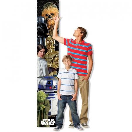 Poster Star Wars masurare inaltime0